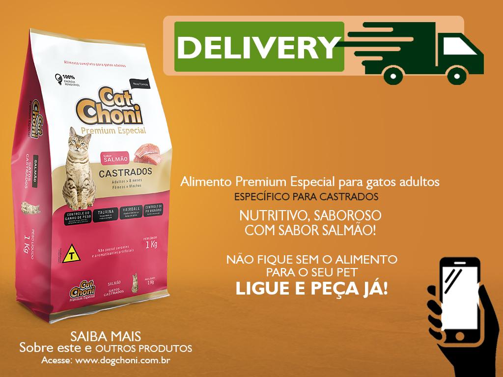 Post Delivery Catchoni Premium Especial Castrados