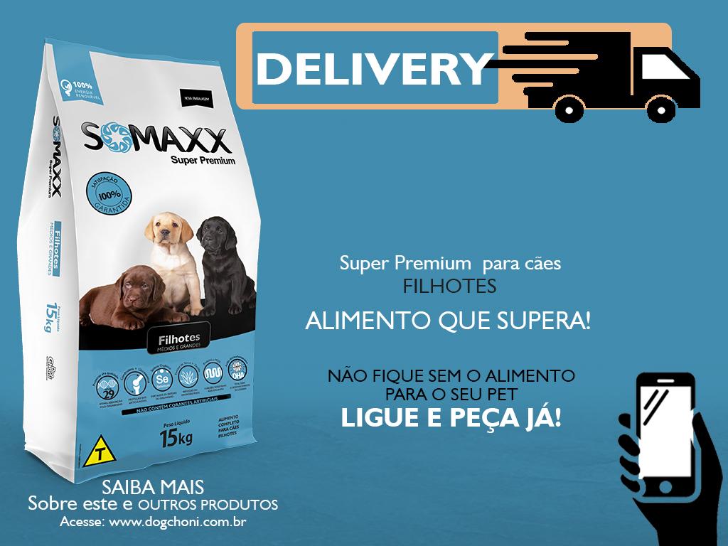 Post Delivery Somaxx Super Premium Filhotes