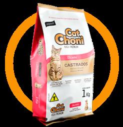 CatChoni Premium Especial Castrados
