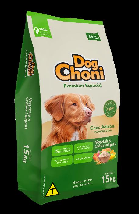 Dogchoni Vegetais & Cereais Integrais